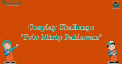 Cosplay Challenge 2020